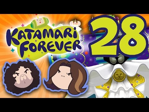 Katamari Forever: Grunge Rock Talk - PART 28 - Game Grumps