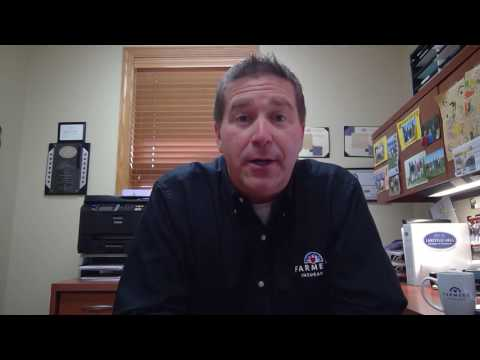 Farmers Bob Curtis Insurance Agency - All Saints Promo