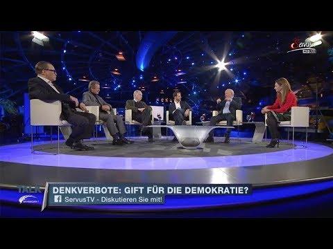 Talk im Hangar-7 - Denkverbote: Gift für die Demokratie?