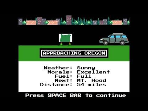 Travel Oregon: The Game