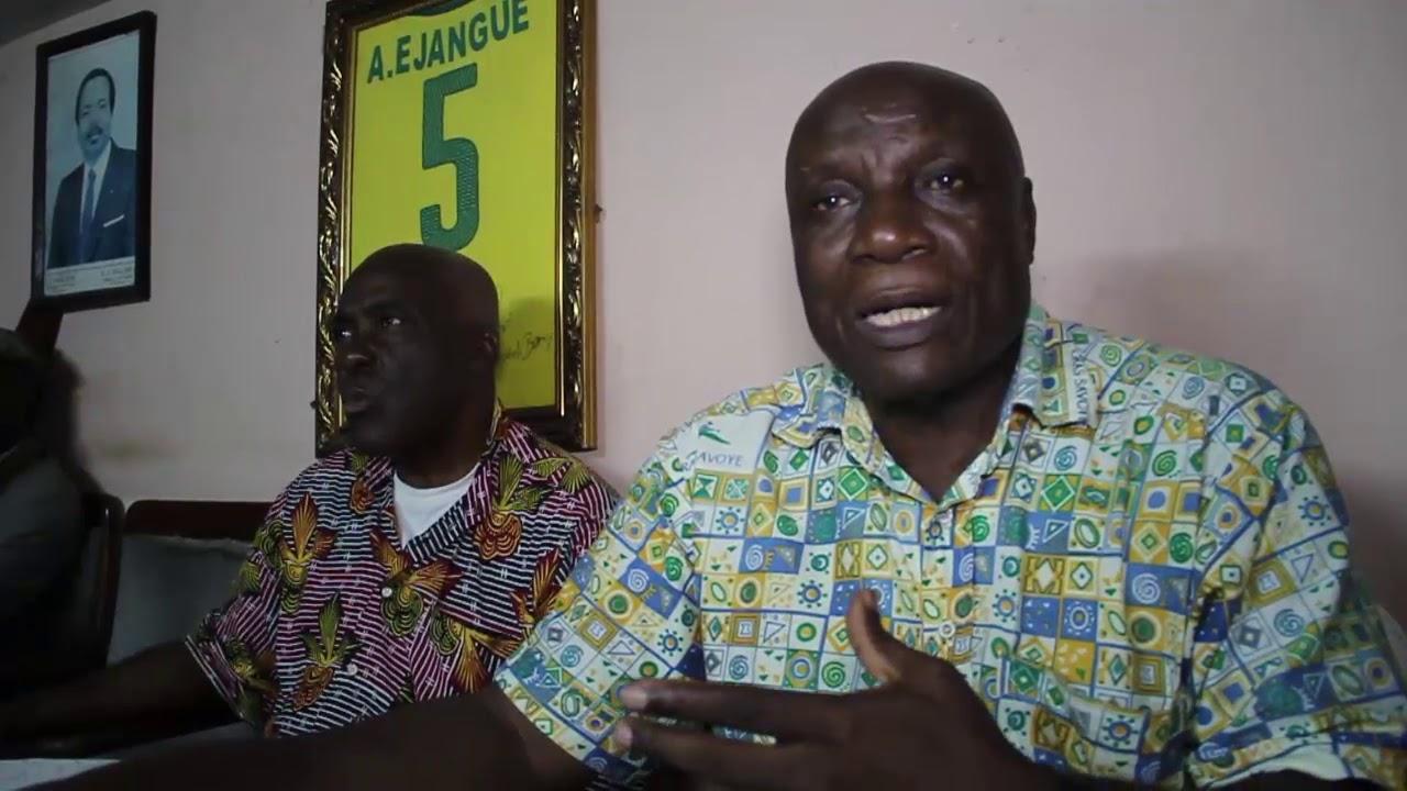 fouda Atangana albert S G sawa United Girls  par Vincent Kamto