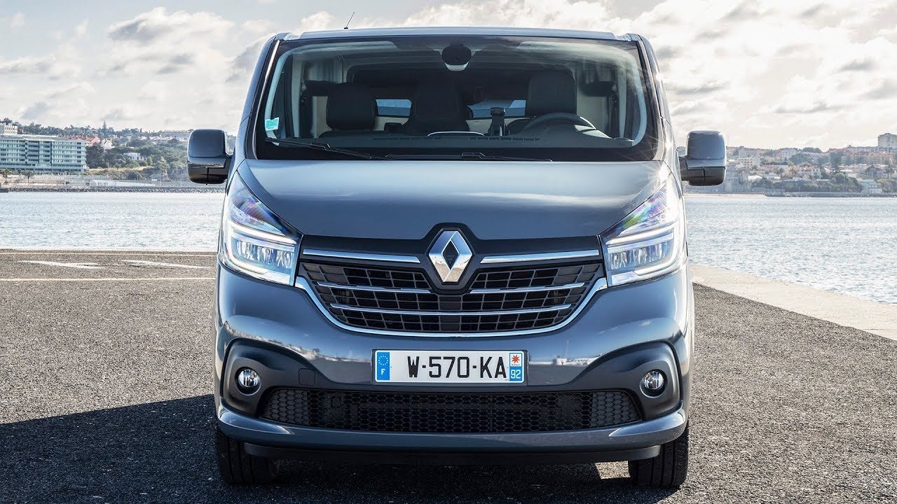 2019 renault trafic exterior interior and drive youtube. Black Bedroom Furniture Sets. Home Design Ideas