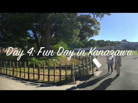2017 Kanazawa Japan Best Food and Tour in a Day