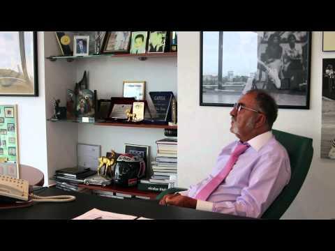 Voom TV Episode 1 Ion Tiriac   Interviu Porsche 918 Spider