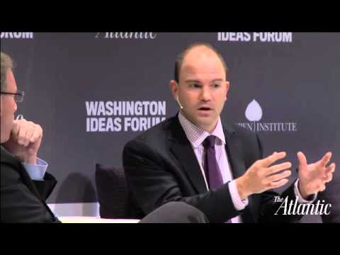 Ben Rhodes / Washington Ideas Forum