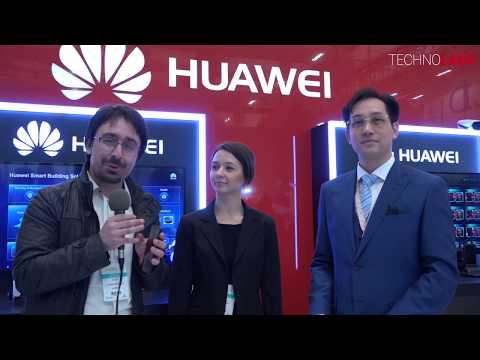 Huawei'den Wu Lianqing ile Akıllı Şehir Teknolojilerini Konuştuk