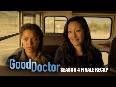 Download The Good Doctor | Season 4 Finale Recap