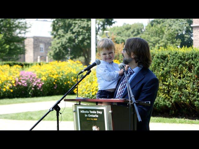 10. jul - Dan Nikole Tesle u Ontariju - 7. Sezona 48. Epizoda 3. deo