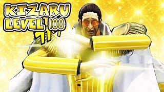 One Piece Pirate Warriors 3 Kizaru Level 100 Gameplay