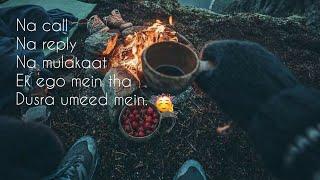 ek tum ek mai teeja mangu kya khuda se | lyrics | itani si baat | hai female lyrics | azhar | song