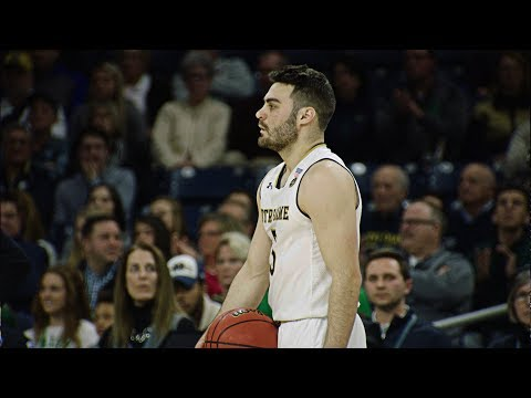 Inside Notre Dame Men's Basketball | NC State and Boston College (2018)