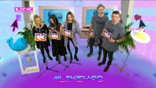 SEREBRO Chocolate голосами разных знаменитостей!!!
