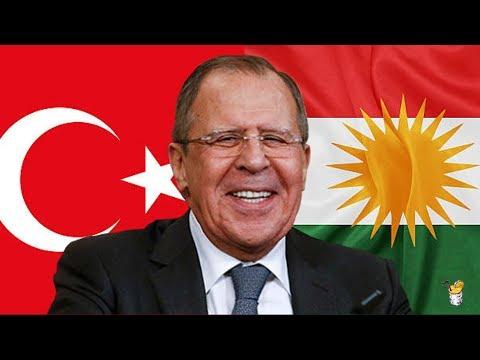 Кремль и курды,
