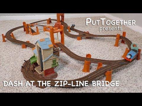 Fisher-Price Dash At The Zip-Line Bridge | Thomas & Friends 2019