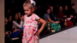Показ летней детской одежды Pride Production 2015 ★ Дети модели дошкольного возраста девочки
