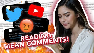 READING MEAN COMMENTS ABOUT ME | 2 Million Subscribers!