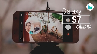 Samsung Galaxy S7 (Con Nougat) - Review de cámara