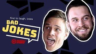 Trey Kennedy & Matt Cutshall Try Telling BAD Jokes!