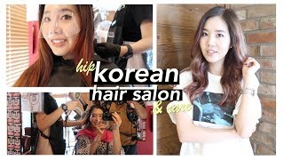 The Hippest Korean Hair Salon + Best Products for Bleached & Damaged Hair