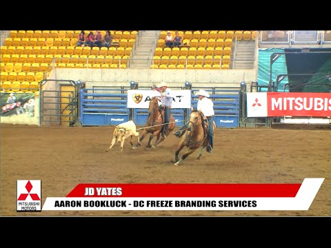 OZRodeo - The Big Show Team Roping Championship 2015