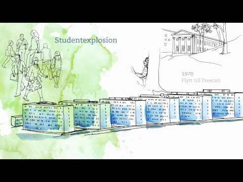 Stockholms universitet - En animerad historia
