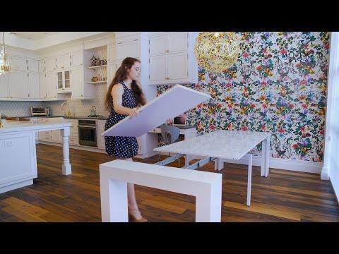 MiniMax Space Saving Expandable Table