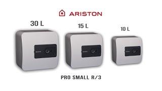 Бойлер Ariston Pro 10 R/3. Відеоогляд - Обзор