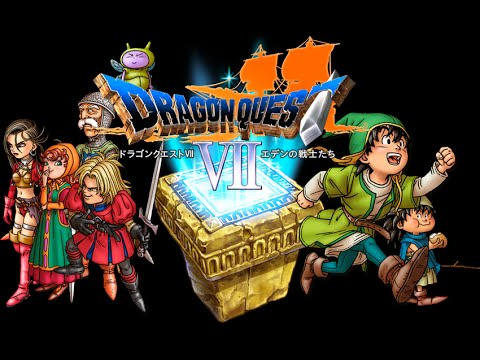 Game Discussion: Dragon Quest VII (PS1)