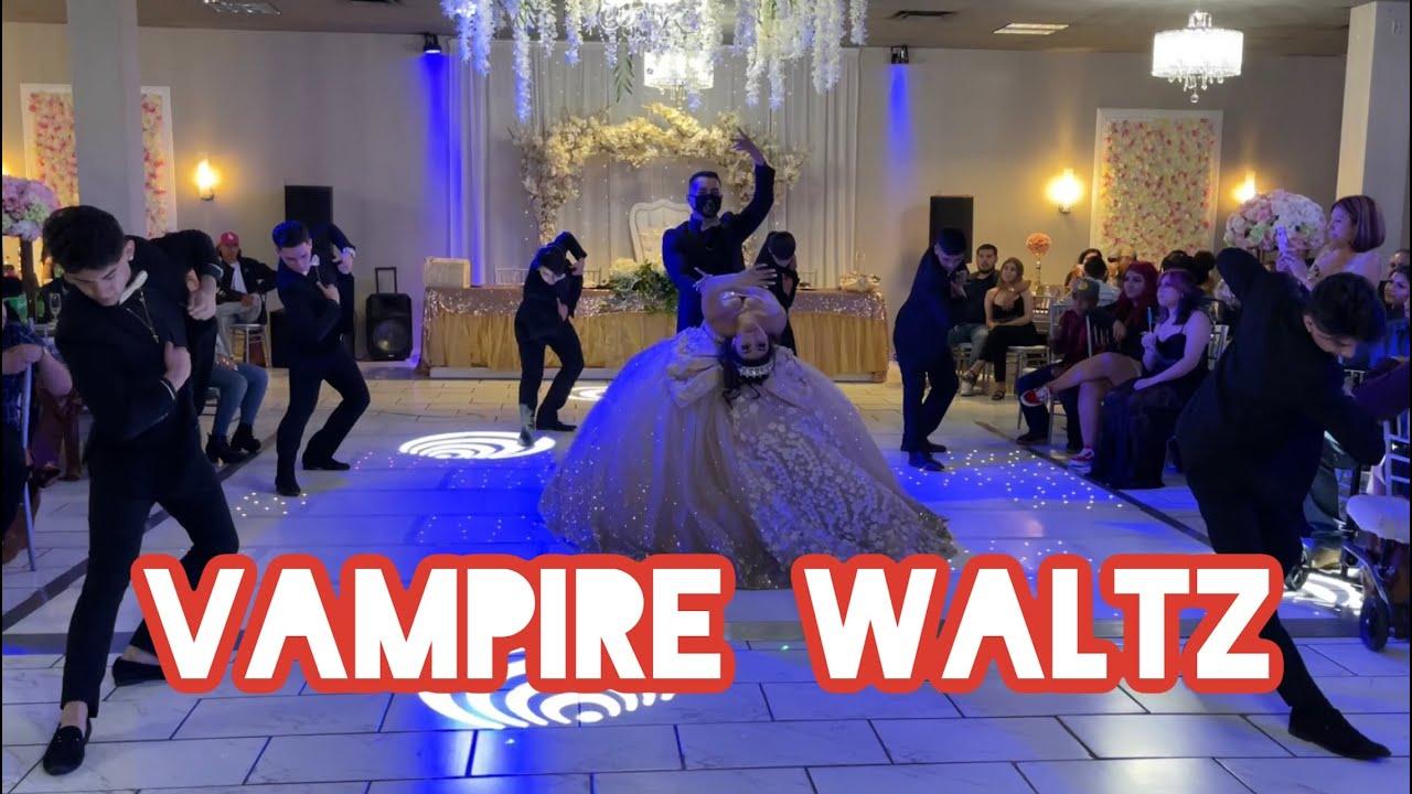 Vampire Waltz | Naty Lemus | El Dorado Choreographies