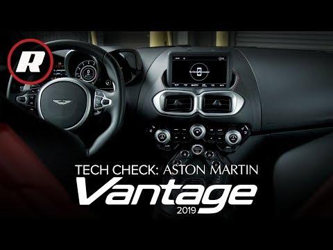 Tech Check: 2019 Aston Martin Vantage