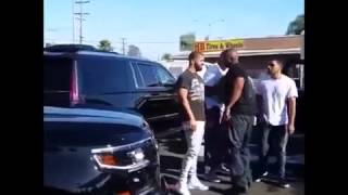 The Game Brings Drake to Compton for a Video Shoot!