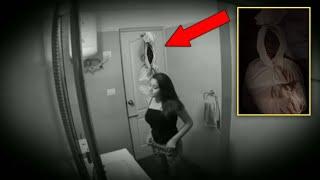 5 Video Penampakan hantu dan sosok aneh yang terekam kamera