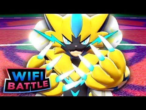 Schwing Die Plasmafäuste! - Pokémon Schwert & Schild - WiFi Battle - [19]
