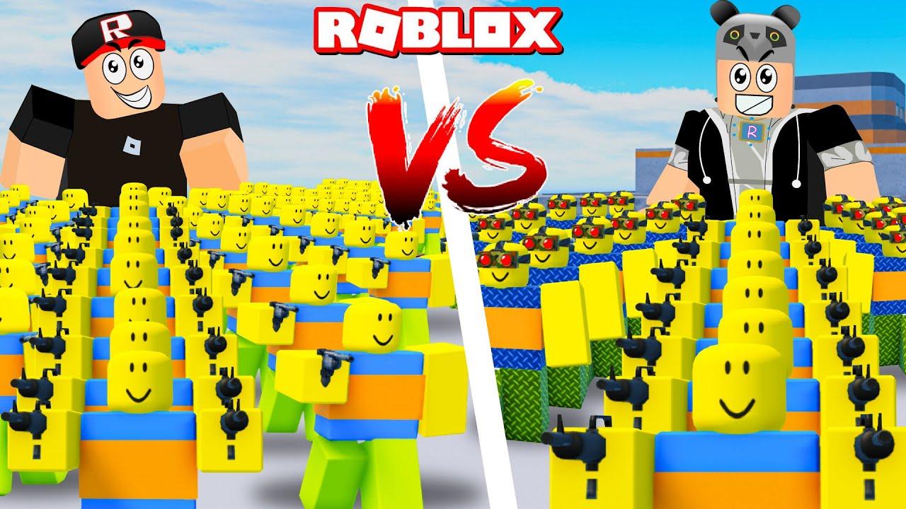 Noob Ordusu Kuruyoruz!! - Panda ile Roblox Noob Army Tycoon