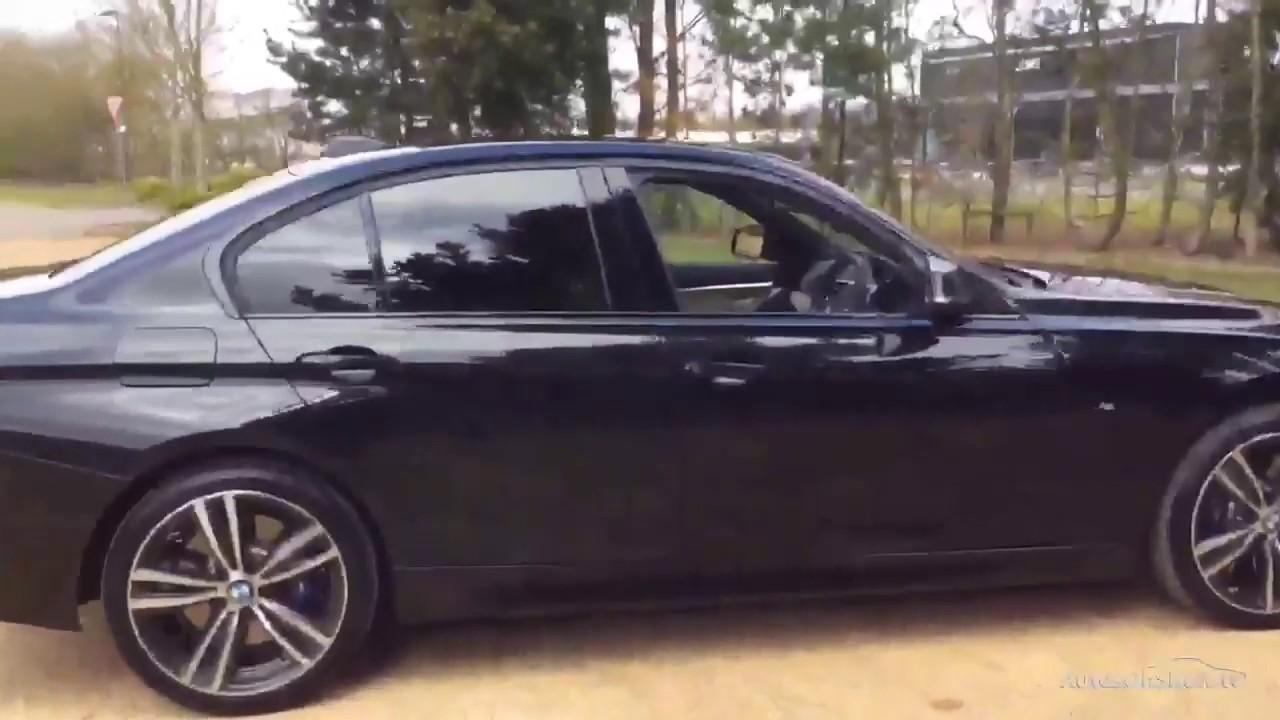 BMW 3 SERIES 330D XDRIVE M SPORT BLACK 2017