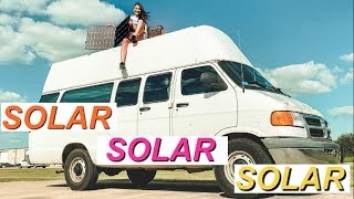 van life solar powered steaks jackery explorer 500 review