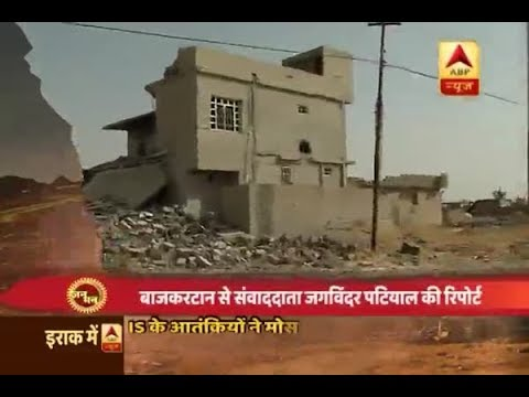 ABP News in Iraq: ABP News reaches Baghdadi army\'s headquarters in Bazkertan