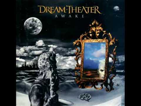 dream theater caught in a web