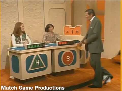 Match Game 77 Episode 1010 Patty Duke Hosts?