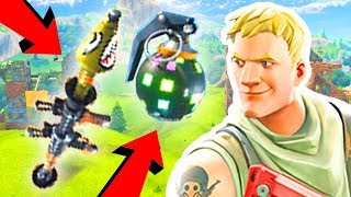 *NEW* Fortnite Update! NEW Boogie Bomb (?) + GAME MODE! (High Explosives)