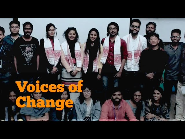 Voices of Change #1 - Xomonnoy | Volunteer For India | 360 Degree | Learnsville