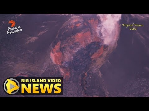 Hawaii Volcano Eruption Update - Friday Morning (Aug. 17, 2018)