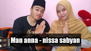 Download Man anna - nissa sabyan   Abang Neng