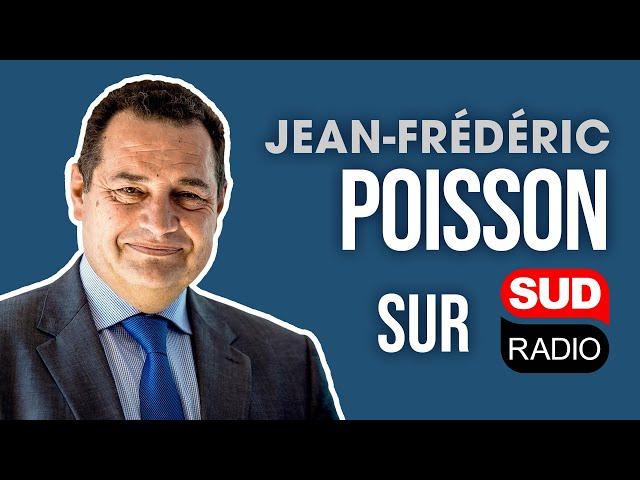 Je pourrais être prêt à effacer ma candidature derrière celle de Zemmour | Sud Radio 22/09/2021