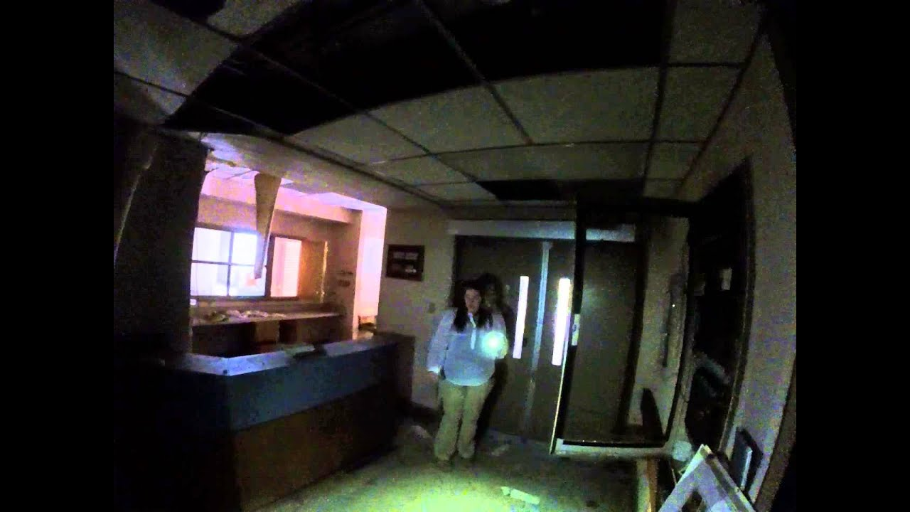Haunted Hospital In Banner Elk Nc Part 1 Youtube