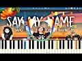David Guetta Bebe Rexha J Balvin Say My Name Cover By Nazar Khomiakevych mp3