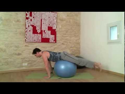 OCRPilates - Pilates sur le Swiss Ball