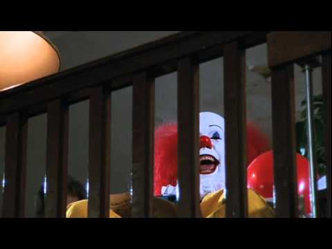Pennywise In The Library