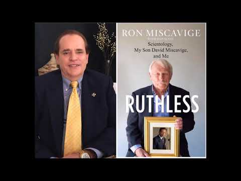 Keeping Up with Ron Miscavige  (Father of Scientology Leader David Miscavige)