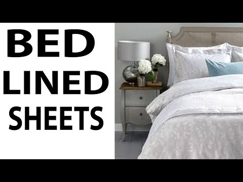 Bedding & Bed Linen | Luxurious Home Bedding | Bed Lined Sheets